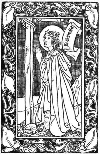 king oswald of northumbria