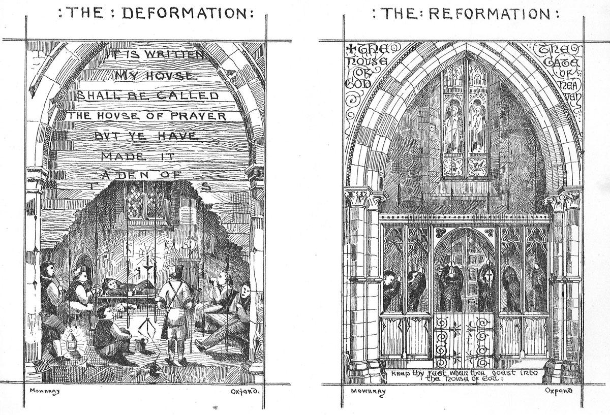 Deformation And Reformation By Augustine David Crake C