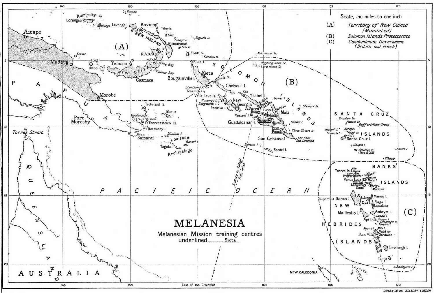 Melanesia To Day A Study Circle Book Compiled By Arthur Innes Hopkins 6 24 Wiring Diagram Iii Foreword