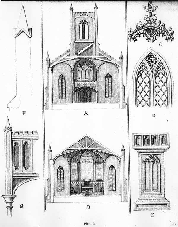 essay on gothic architecture by john henry hopkins