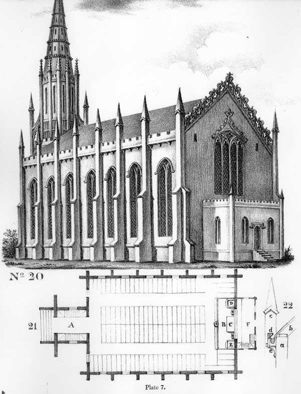john henry hopkins essay on gothic architecture