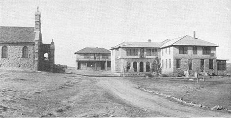 Advance Work Program 1932