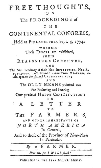 letters from an american farmer quotes